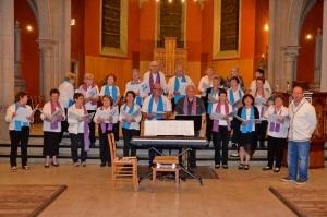 Chorale Eclats de Voix à Valdoie