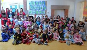 Carnaval de l'école maternelle